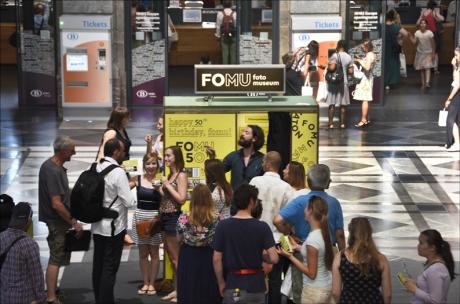 SOFAM - Fotomuseum Antwerpen 50 jaar jong !