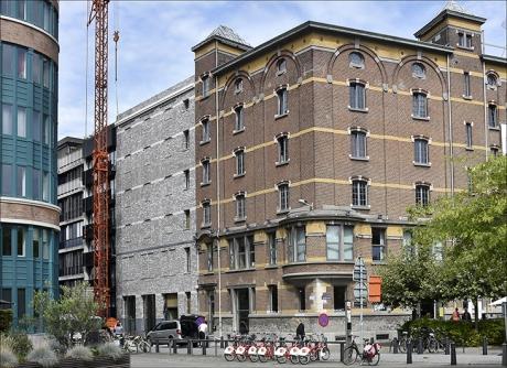 SOFAM - FOMU Antwerpen krijgt er ongeveer 600 m2 bij !