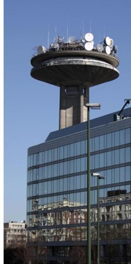 SOFAM - Robbrecht & Daem ontwerpen nieuw VRT-gebouw