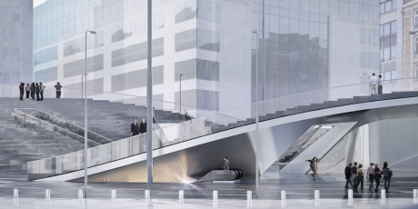 SOFAM - L'architecte Xaveer De Geyter, membre de la SOFAM, remporte le 'Vlaamse Cultuurprijs voor Architectuur 2014'
