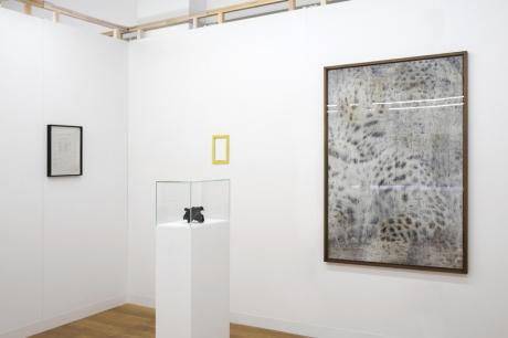 SOFAM - Nicolás Lamas: Prix SOFAM Meilleure Exposition Solo à ART ON PAPER 2017