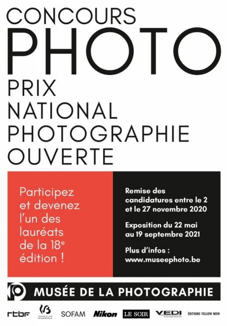SOFAM - Appel : 18e Prix National de la Photographie Ouverte