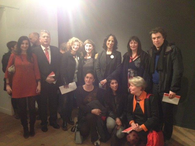 SOFAM - Clara Thomine - SOFAM -MEDIATINE PRIJS 2014